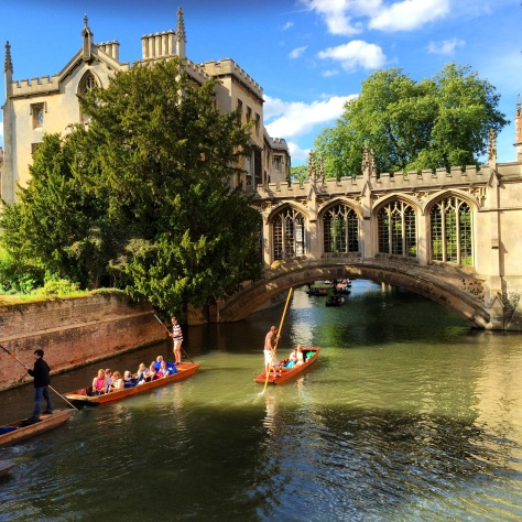 Los puentes de Cambridge: Bridge of Sighs