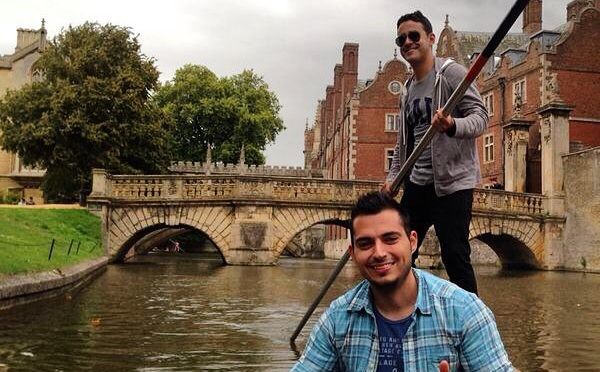 El Punting o una de las mejores formas de disfrutar de Cambridge