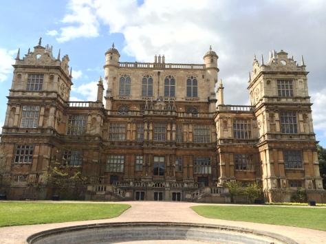 La mansión sirvió de escenario para el Batman de Christopher Nolan.