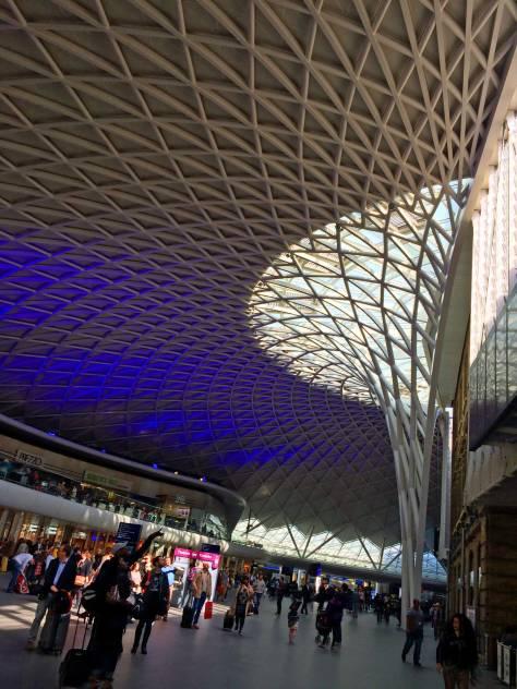 La estación King Cross de Londres