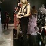 Modelo con el que Madonna y Gaultier escandalizaron a medio mundo en 1993
