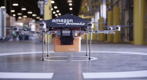 Amazon ya tiene todo listo pare empezar a sobrevolar los cielos de Cambridge.