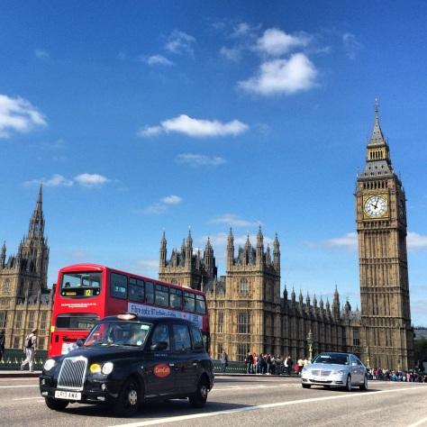Los famosos buses de Londres tienen mucho que decir en este estudio.
