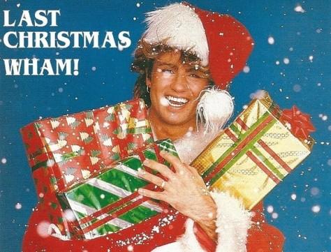 Que sería de la Navidad sin Wham!