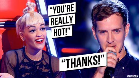 Rita Ora lo ha intentado TODO para conseguir llevarse a los concursantes.