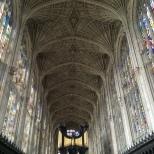Bóveda de la Capilla.