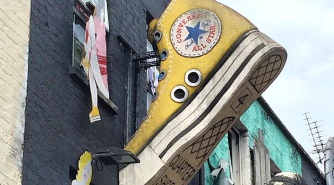 De compras por Londres: Camden Lock Market