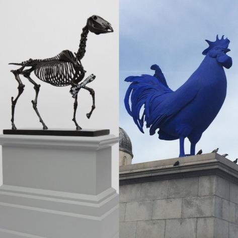Londres sigue apostando por los animales con la sustitución de Hahn/Cock por Gift Horse.