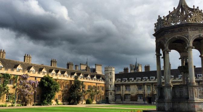 De Carros de Fuego al manzano de Newton: Cosas que debes saber sobre el Trinity College