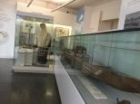 Parte de la exposición en el Polar Museum.