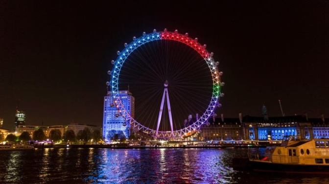 London Eye election