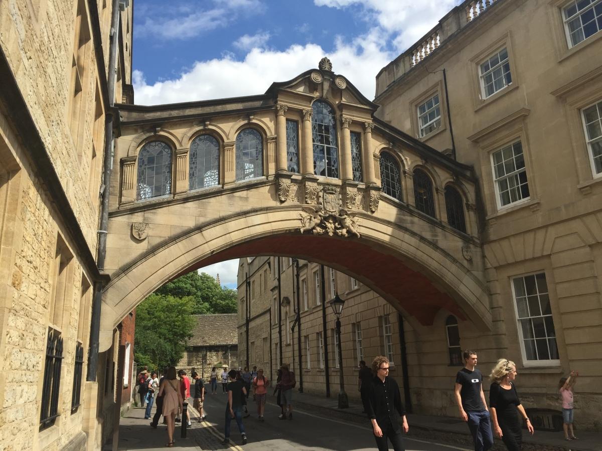 Visita Oxford a través de 6 lugares emblemáticos